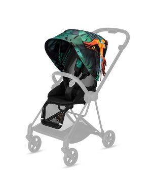 Cybex Mios Textilpaket till Sittdel Fashion Edition Birds of Paradise One Size